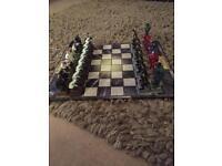 Marvel Heroes Rare Chess Set
