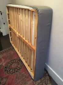 Ikea double bed base - good condition
