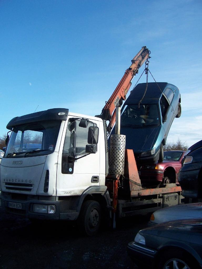 ♻️ SCRAP CARS WANTED TOP PRICES PAID FOR ALL END OF LIFE VEHICLES ♻️