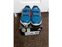 Infant Boys Addias Trainers size C7 & Vans size 8 £5.00 Each