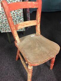 Lovely chair for toddler
