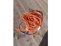 Electric Hook-up Cable