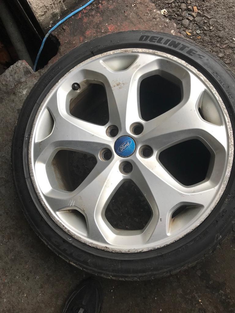 Ford alloys