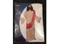 NEW - MENS JESUS FANCY DRESS COSTUME
