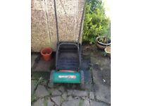 Qualcast Push Lawnmower (Used).