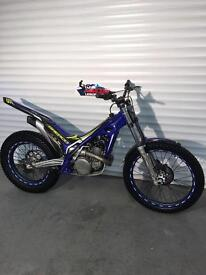 2016 sherco st 300 trials bike