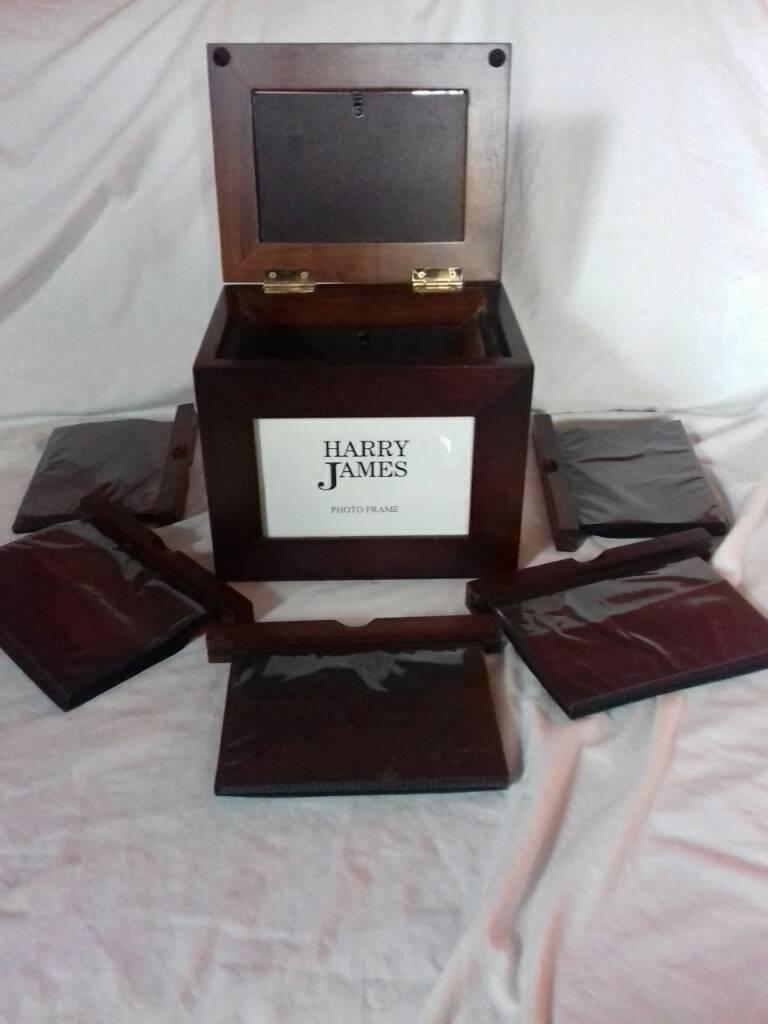Photo frame box