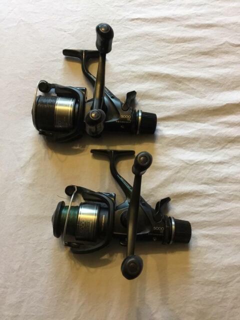 dd383caa3e7 2 shimano 5000 RE fishing reels | in Norwich, Norfolk | Gumtree