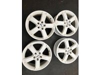 Ford Mondeo/Focus Mk4 Wheels 17""