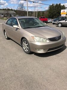 2005 Toyota Camry LE/XLE