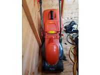 Flymo Rotary Wheeled Electric Lawn Mower