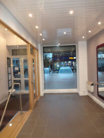 Ground floor shop unit (recently refurbished) for let/lease in Pollokshaws/Strathbungo area