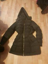 Ladies bhs winter coat size 16