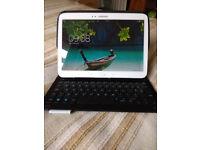 Samsung Galaxy Tab3 GT-P5210 + Logiteck Ultrathin Keyboard Folio