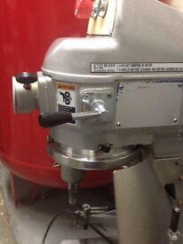 Commercial food mixer
