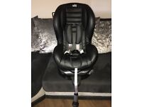 2 x VIB Car Seats Full Leather in very good condition both seats