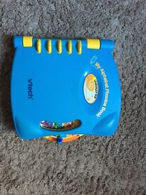 Vtech alphabet interactive learning book