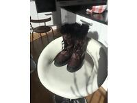 Snow boots size 40
