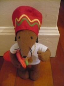 Rastamouse toy for sale