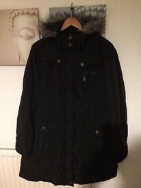 Ladies winter coat size 20 Maine new england