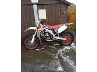 Cr 250 2005 big spec PRICE DROP