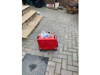 Diesel heater for camper