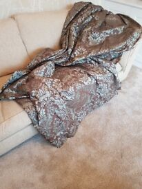 Fully lined curtains in very good condition