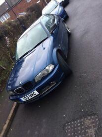 BMW 330ci E46 semi- auto sport petrol