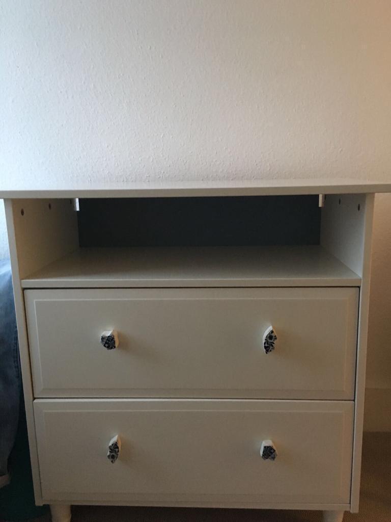 Ilea hemnes chest of drawers