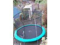JumpKing 10 ft Trampoline