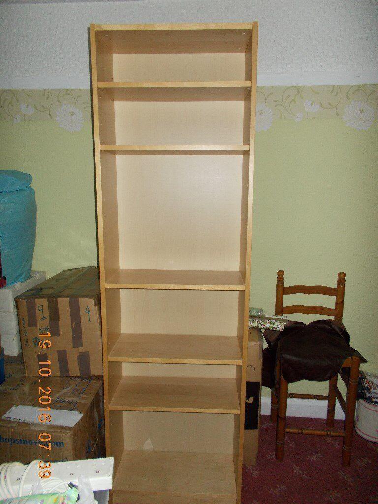 Book Case - 5 Shelves
