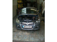 MK5 VAUXHALL ASTRA H 2.0 TURBO SRI BREAKING WHEEL NUT IN Z155 GREY X-PACK ALL PARTS AVAILABLE