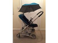 Mamas & Papas Urbo with Carrycot