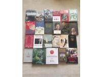 Large job lot of mostly first edition books. Mainly fiction. All in fantastic condition