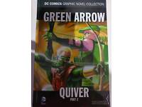 Green Arrow quiver part 2 DC graphic novel hard back