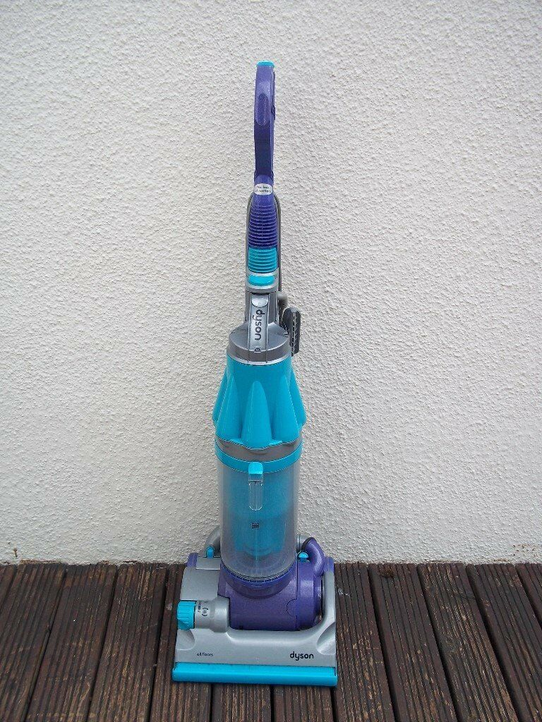 Dyson Dc07 All Floors Upright Bagless Vacuum