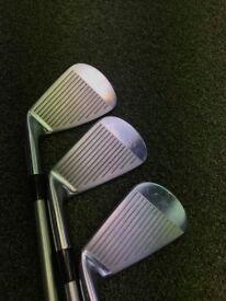 Mizuno Golf JPX 850 Forged Irons - 5-PW - KBS Tour C-Taper Lite Regular