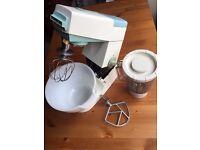 1960s Kenwood Chef A701 Food Mixer. VINTAGE COLLECTORS ITEM. Working Order. Blender and Kneeder