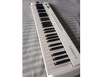 61 Key, Semi-Weighted MIDI Keyboard - SAMSON