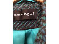 Ladies Marks & Spencer gorgeous winter coat