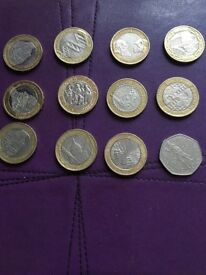 £2 coin collection