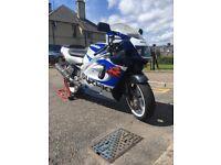 Swap gsxr for Suzuki bandit