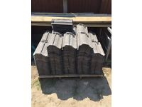 Centurion Low Pitch Roof Tiles - Slate Grey