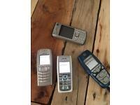 Nokia phone 3310 3530 N70
