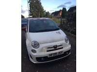 Fiat 500 Abarth 2009, MOT till June 18 body and paint in great condition