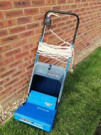 Qualcast Lawn Raker Super Raker RE35 buyer collects £15 compessible cuttings box