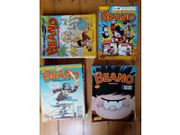 Bundle of 79 Beano Comics 2004 - 2006