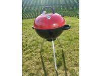 Red Masterchef kettle bbq RRP £90