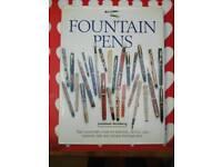 Fountain pen book by jonathan steinberg