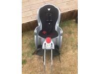 Child's bike carry seat